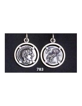 783 Athens tetradrachm, Athena & Owl of wisdom