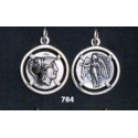 784 Alexander the Great stater, Helmetted Goddess Athena & Nike
