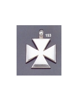 153 Byzantine Knights templar 'Iron' Cross pattée