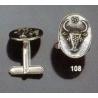 108 Minoan Bull/Minotaur cuff links