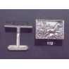 112 Greek Charioteer freize cufflinks