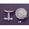 410 Disc of Phaistos cufflinks