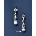 508/NS Impressive Ancient Greek Earrings