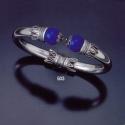 503 XL Impressive Lapis Lazuli Bracelet (available in mens sizes)