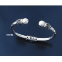 505/BE Impressive Ancient Greek Solid Silver Bracelet