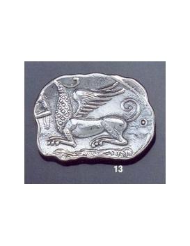 13 Minoan Griffons/Griffins brooch