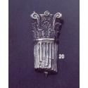 20 Corinthian column brooch