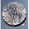94 Byzantine monogram brooch