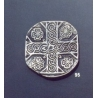 95 Knights templar/byzantine cross brooch