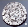 97 Head of Aphrodite (Venus) brooch