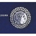 253/KA Alexander the Great with Greek key Pattern