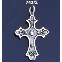742/S Byzantine Baptism Cross