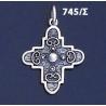745/S Byzantine Baptism Cross