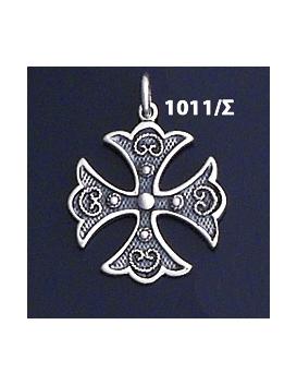 1011/S Byzantine Baptism Cross
