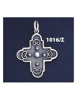 1016/S Byzantine Baptism Cross