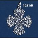 1021/B Ornate Byzantine Cross