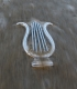 600 Greek Harp/Lyre (Lyra) - musical instrument