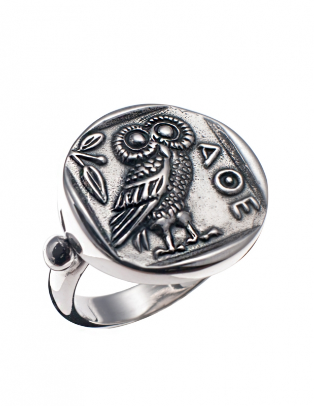 category greek ancient creations coin rings a artifacts acco alexander the catalog jewelry ring great and