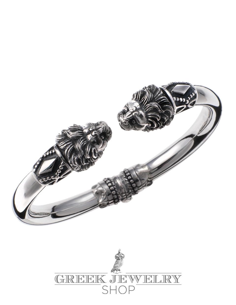 greek Jewelry Shop - Bracelets and torcs