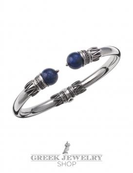 505 L Impressive Lapis Lazuli Bracelet