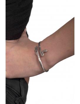 Beautiful Minoan snake bracelet