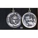53 Larissa Coin Nymph & horse