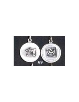 69 Argos Wolf coin