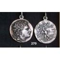 270 Perseus of Macedon tetradrachm