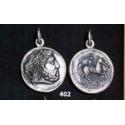402 Phillip II Macedon depicting Zeus