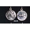 402/B Philip II Macedon depicting Zeus