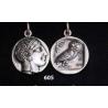 605 Athens tetradrachm, Athena & Wise Owl