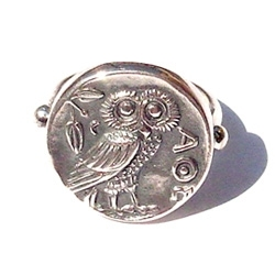 Owl of Wisdom Jewelry