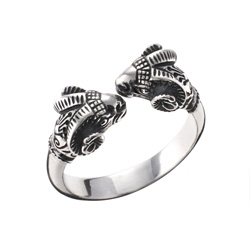 Open size rings